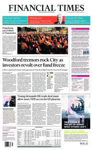 Financial Times UK – June 05, 2019