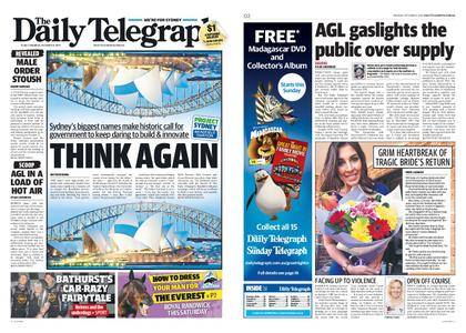 The Daily Telegraph (Sydney) – October 09, 2017
