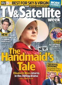 TV & Satellite Week - 19 May 2018