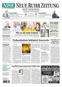 NRZ Neue Ruhr Zeitung Essen-Postausgabe - 26. Januar 2019