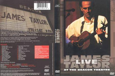 James Taylor - Live At The Beacon Theatre (1998)