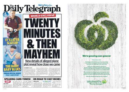 The Daily Telegraph (Sydney) – June 05, 2018