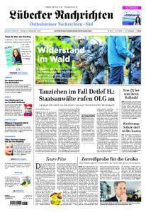 Lübecker Nachrichten Ostholstein Süd - 14. September 2018
