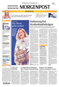 Solinger Morgenpost – 19. Dezember 2019