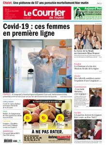 Le Courrier de l'Ouest Cholet – 22 décembre 2020