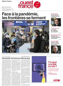Ouest-France Édition France – 26 janvier 2021