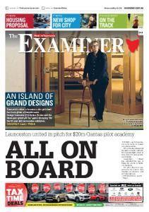 The Examiner - May 16, 2018