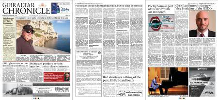Gibraltar Chronicle – 19 February 2018