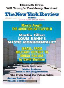 The New York Review of Books - June 22, 2017