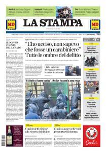 La Stampa Imperia e Sanremo - 28 Luglio 2019