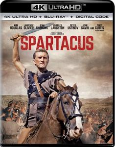 Spartacus (1960) [4K, Ultra HD]