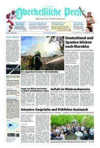 Oberhessische Presse Hinterland - 13. August 2018