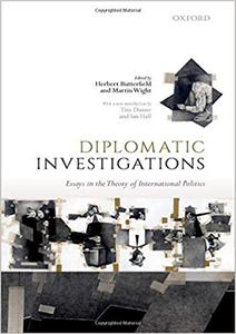 Diplomatic Investigations: Essays on the Theory of International Politics