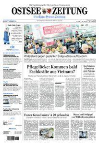 Ostsee Zeitung Wolgast - 04. Dezember 2017