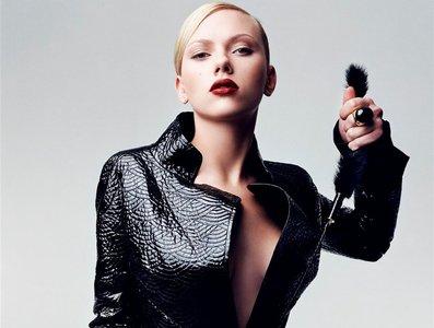 Scarlett Johansson by Craig McDean for W Magazine August 2004