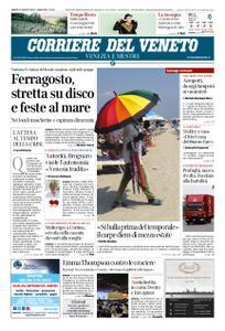 Corriere del Veneto Venezia e Mestre – 15 agosto 2020