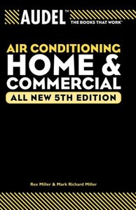 Audel Air Conditioning Home and Commercial [Repost]