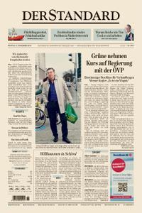 Der Standard – 11. November 2019