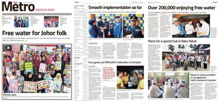 The Star Malaysia - Metro South & East – 17 September 2018