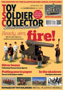 Toy Soldier Collector International - Issue 93 - April-May 2020
