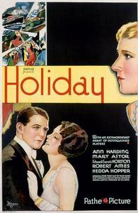 Holiday (1930) [Repost]