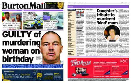 Burton Mail – February 19, 2019