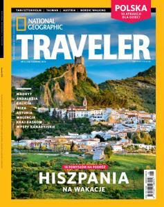 National Geographic Traveler Poland - Czerwiec 2019