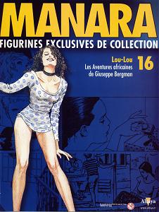 Manara - Figurines Exclusives De Collection - Tome 16