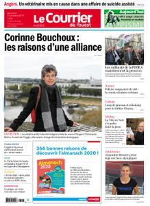 Le Courrier de l'Ouest Angers – 23 octobre 2019