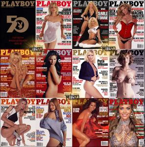 Playboy USA - Full Year 2004 Issues Collection