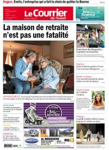 Le Courrier de l'Ouest Nord Anjou – 03 octobre 2019