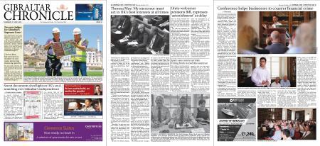 Gibraltar Chronicle – 04 July 2019
