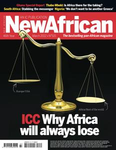 New African - March 2012
