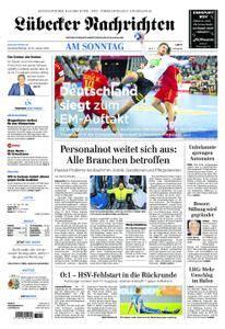 Lübecker Nachrichten Ostholstein Süd - 14. Januar 2018