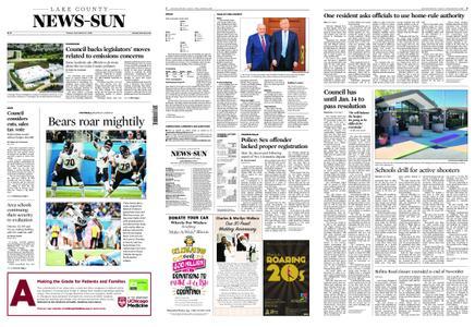 Lake County News-Sun – November 23, 2018