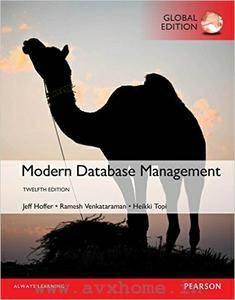 Modern Database Management, Global Edition (repost)