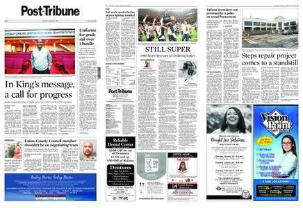 Post-Tribune – January 14, 2018