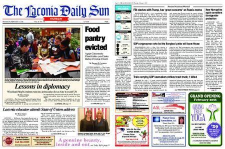 The Laconia Daily Sun – February 01, 2018