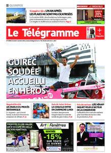 Le Télégramme Quimper – 02 octobre 2021