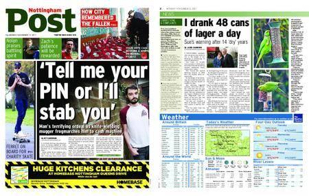 Nottingham Post – November 13, 2017
