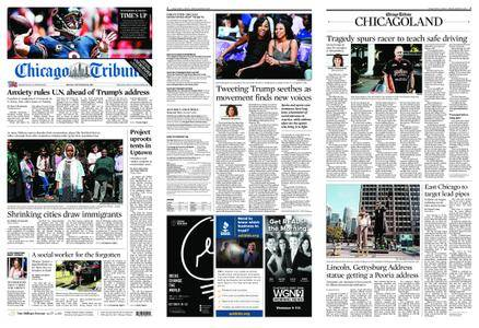 Chicago Tribune – September 18, 2017
