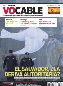 Vocable Espagnol - 27 Mai 2021