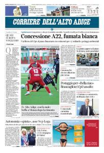 Corriere dell'Alto Adige – 16 maggio 2019