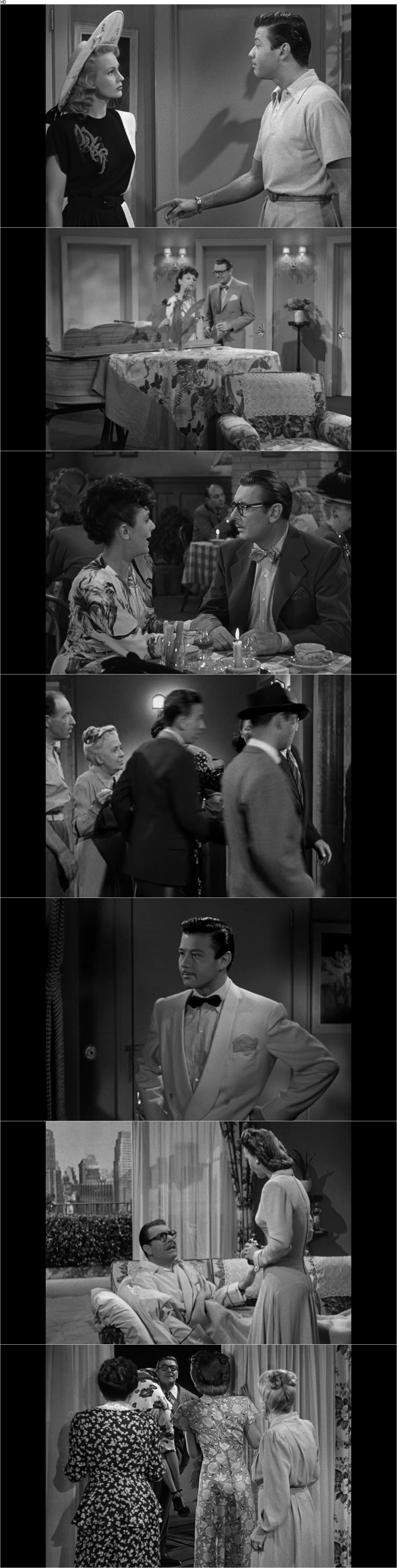Out of the Blue (1947)