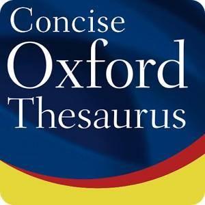 Concise Oxford Thesaurus v9.0.269 [Premium]