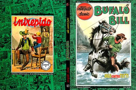 Intrepido Classic - Volume 16 - Bufalo Bill - Solo Contro Tutti