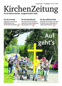 KirchenZeitung für das Bistum Aachen – 01. August 2021
