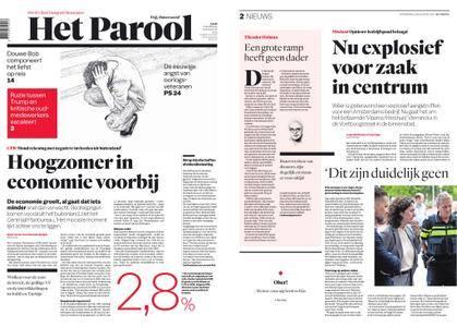 Het Parool – 16 augustus 2018