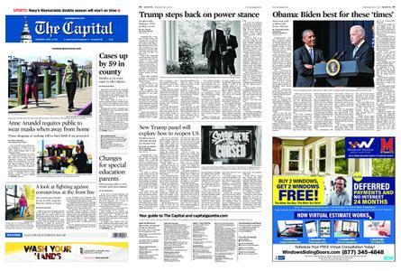The Capital – April 15, 2020