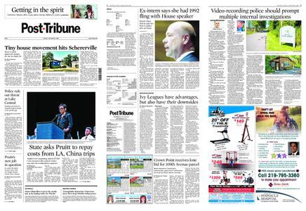 Post-Tribune – October 12, 2018